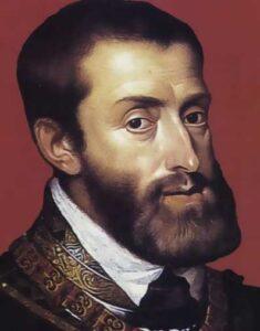El Desembarco del Emperador Carlos V
