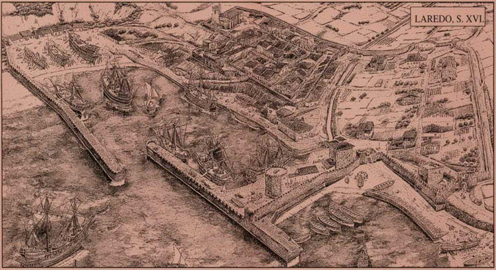 Historia de la Villa de Laredo