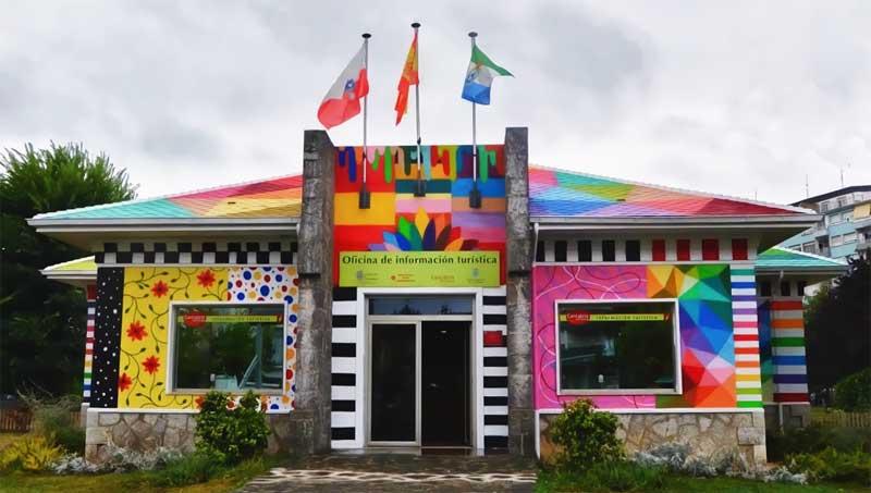 Oficina de Información Turística en Laredo